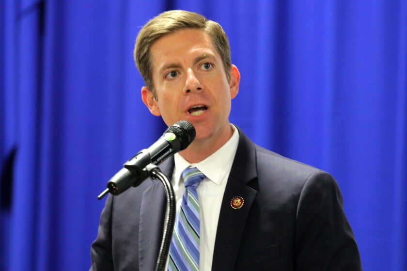 Rep. Mike Levin has announced his support for beginning impeachment proceedings.