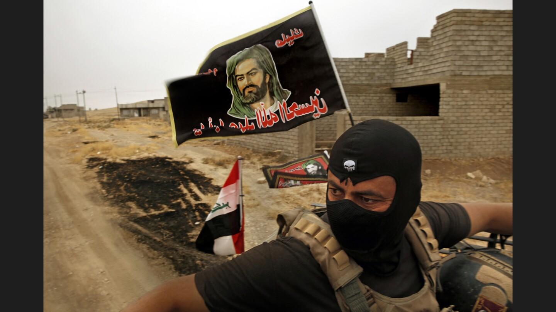 Iraqi's Mosul advance