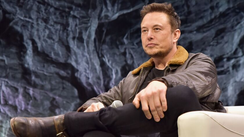 Elon Musk's tunneling company is seeking a waiver under state environmental laws to build a 2.7-mile tunnel on L.A.'s Westside.