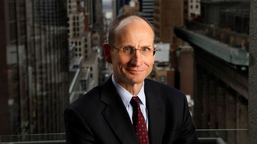 NEW YORK, NEW YORK--MARCH 6, 2013--Robert Sulentic is the new president of the commercial real estat