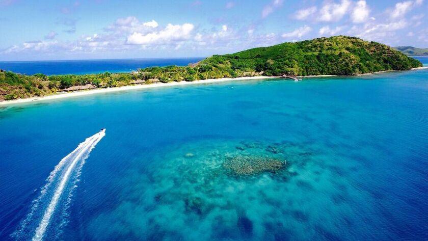 Fiji - Kokomo Island Resort.