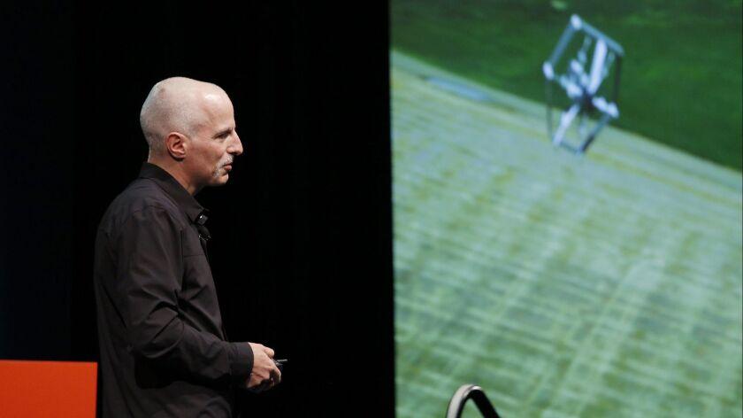 Gur Kimchi, Vice President of Amazon Prime Air, talks about Amazon's drone delivery service, Prime A