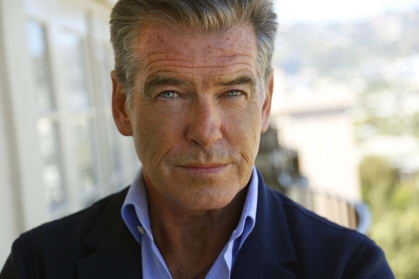 Pierce Brosnan will star in the film adaptation of a little-known Ernest Hemingway novel.