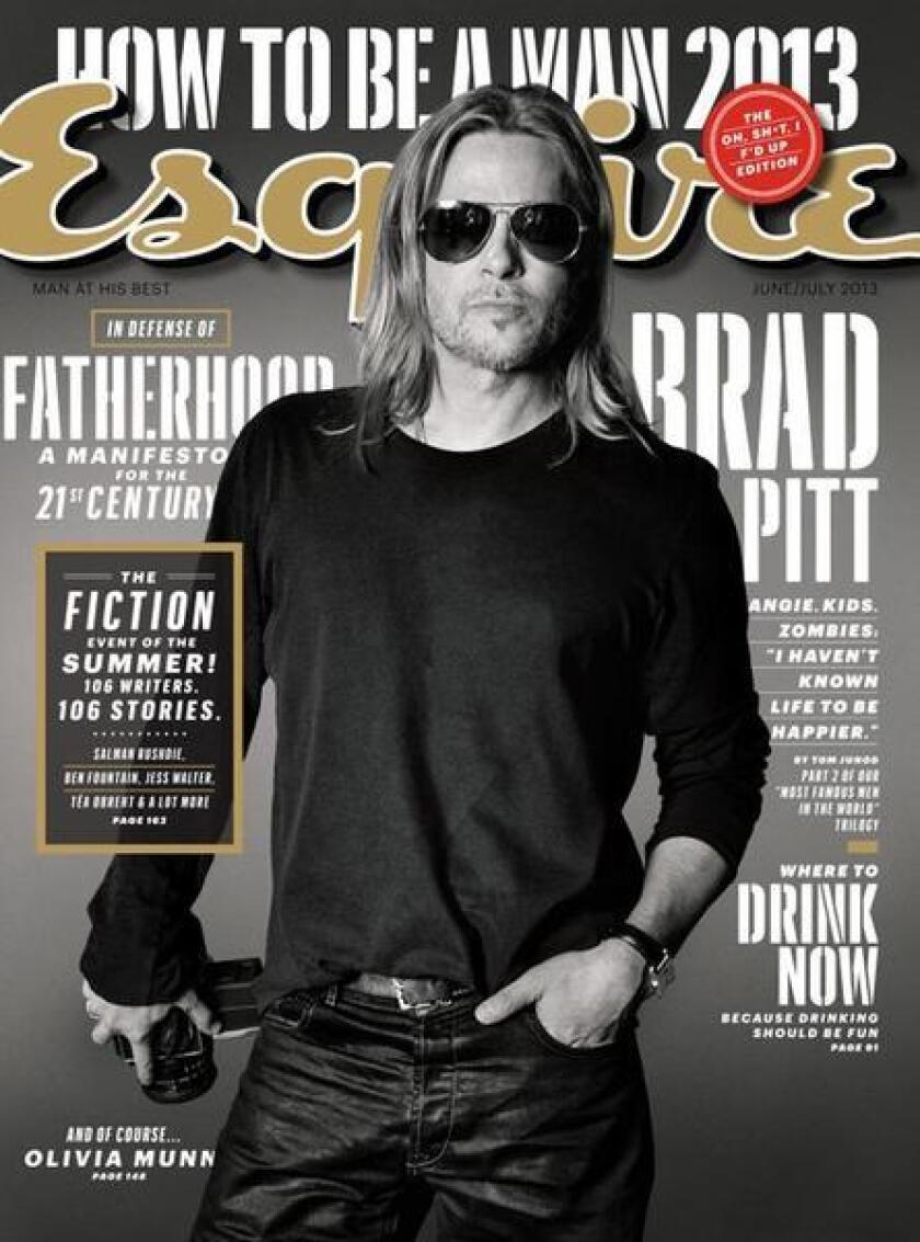 Brad Pitt says 'I have few friends'