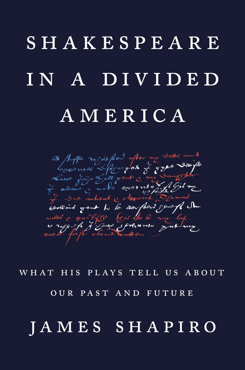 Book Review - Shakespeare in a Divided America