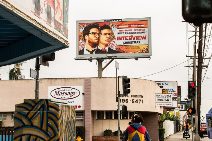 "Sony has canceled the release of ""The Interview"" after a hacking scandal that exposed sensitive internal Sony communications, and threatened to attack theaters showing the movie."