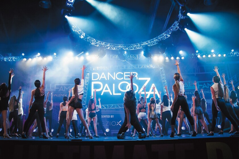 Dancer Palooza takes place July 24-29 at San Diego Convention Center. A highlight is the three-day Beat Street, with free admission swag bags and access to 100+ dance vendors, 12:30-5:30 p.m. Friday, July 27, 1-7 p.m., Saturday July 28 and 8:45 a.m. to 2 p.m. Sunday, July 29.