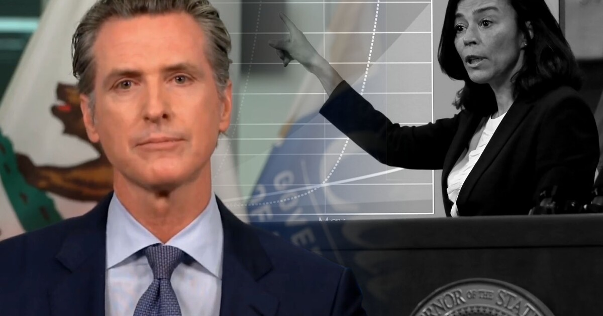 California's public health director resigns in wake of coronavirus data errors
