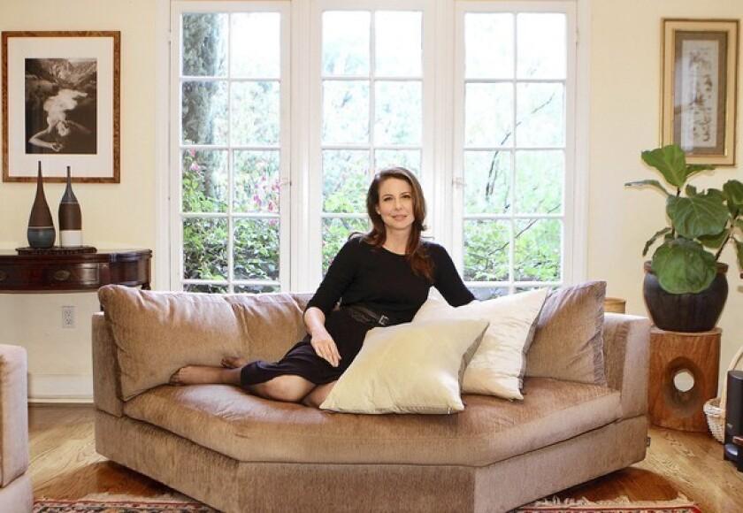 Robin Weigert taps Brooke Wyeth's mind in 'Other Desert Cities'