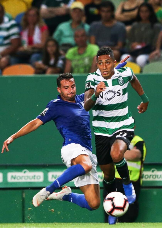 """Defensa Briseño pondera el fútbol europeo y dice que lo hizo """"mejor jugador"""""""