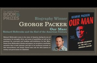 Los Angeles Times Book Prizes: George Packer, Biography