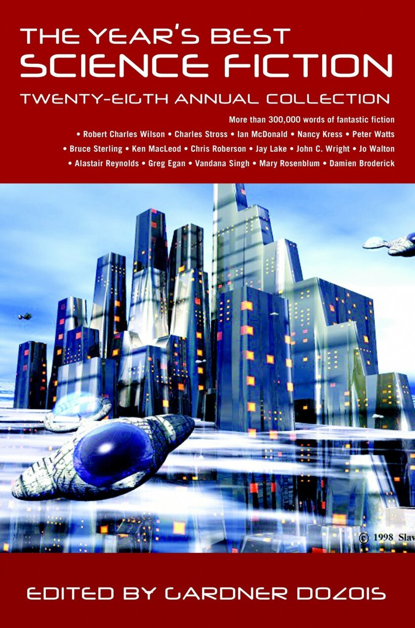 The Year's Best Science Fiction: Twenty-Eighth Annual Collection edited by Gardner Dozois