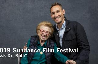"The life and times of Dr. Ruth Westheimer are revealed in ""Ask Dr. Ruth"""