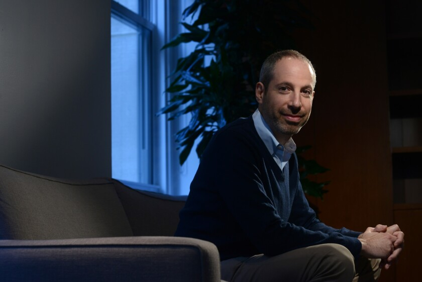 Today' show executive Noah Oppenheim is named president of