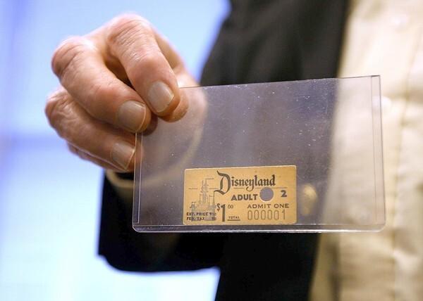 Disney archives