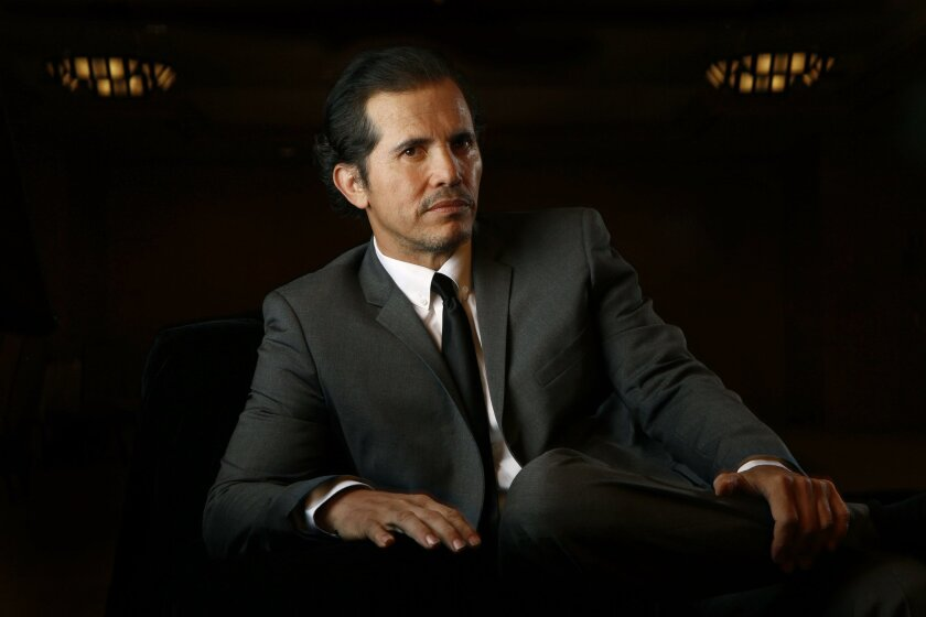 """Returning to La Jolla Playhouse for the first time since the 2010 production of """"Diary of a Madman,"""" John Leguizamo will perform a one-man-show, """"John Leguizamo: Latin History for Dummies."""" The Colombian-born, Queens-bred artist's purpose, in part, is to recognize Latin people's role in our country's history."""