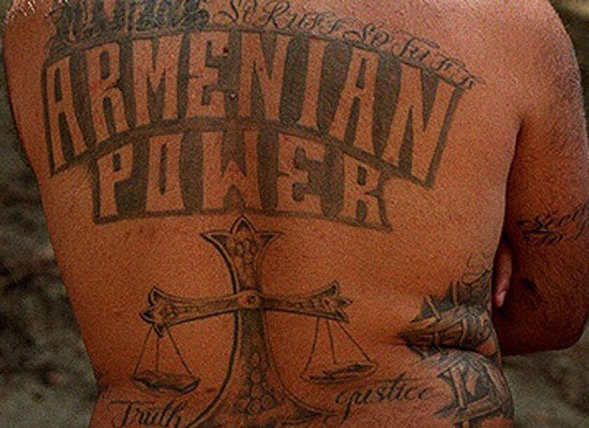 Armenian Power tattoo