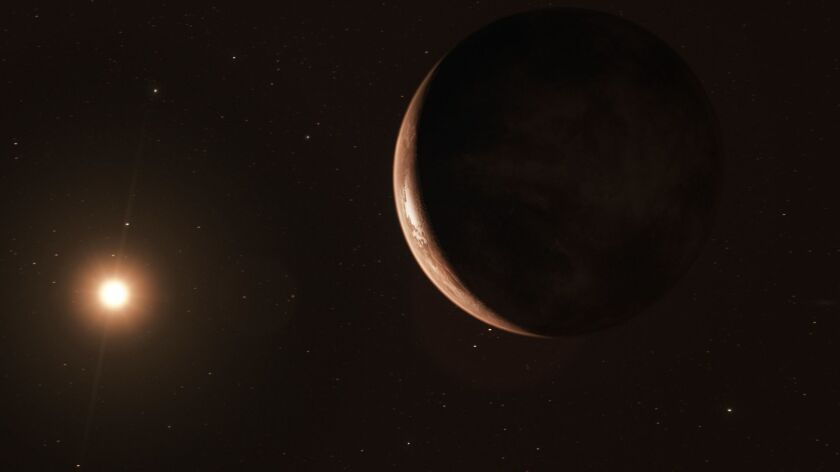 The nearest single star to the Sun hosts an exoplanet at least 3.2 times as massive as Earth — a s