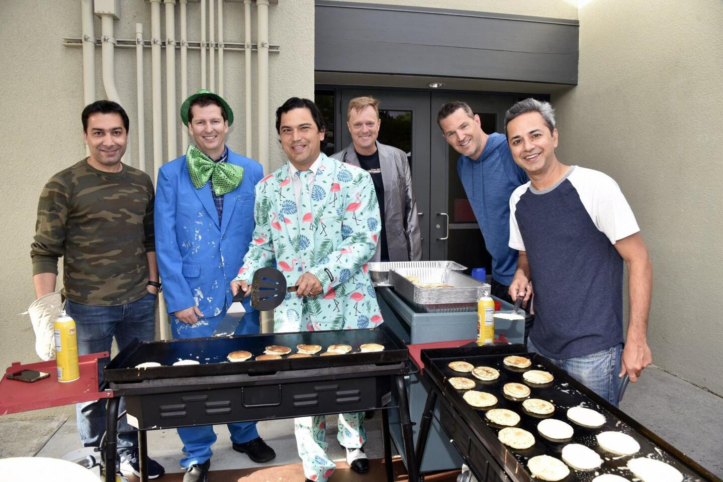 Solana Highlands Dads' Club Pancake Breakfast