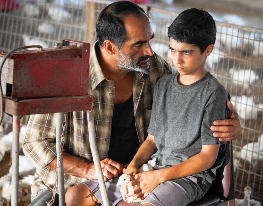 Israel Film Festival brings award winners 'Baba Joon,' 'Censored