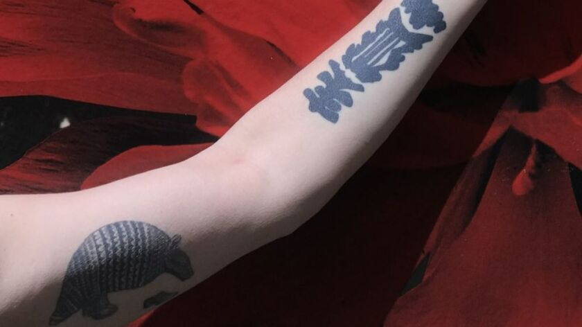 ?Hadestown? director Rachel Chavkin carries her past with her, quite literally in the form of tattoo