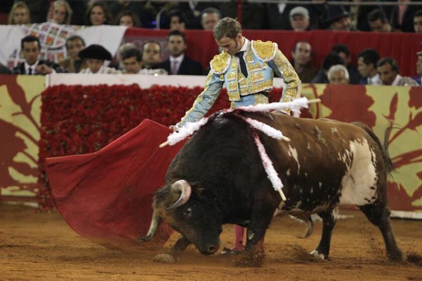 """Imagen de archivo del torero Octavio García """"El Payo"""". EFE/Archivo"""
