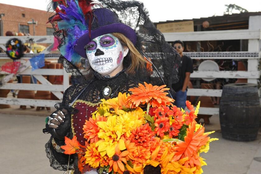 Old Town Dia de los Muertos