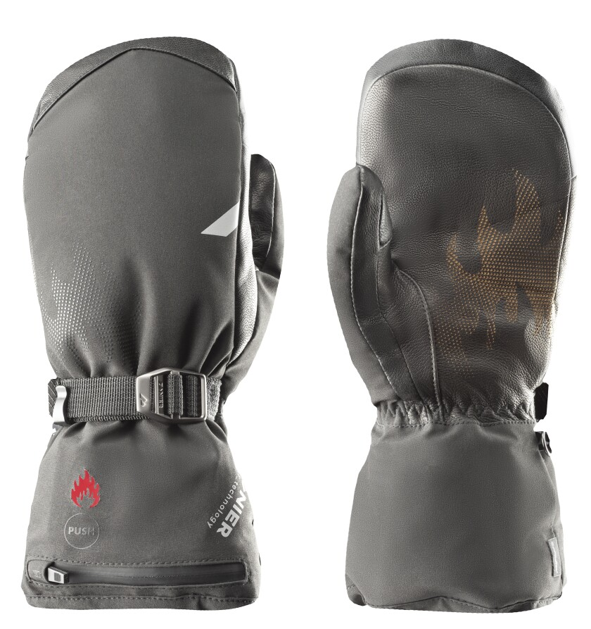 Zanier Hot STX mittens