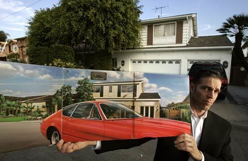 LA Land: The Carpenters' home in Downey, California