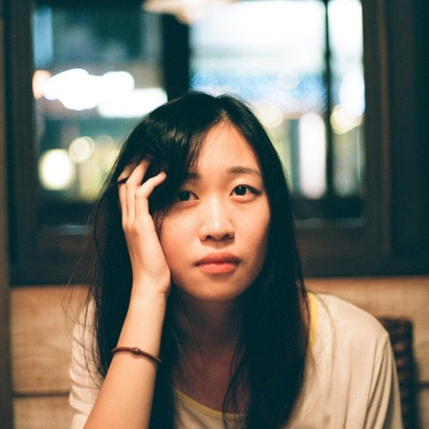 A portrait of Szu Yu Chen.