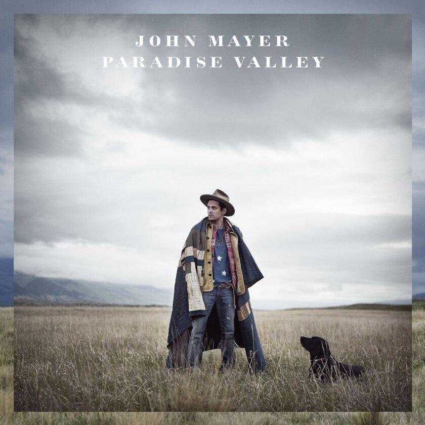 """John Mayer's """"Paradise Valley"""""""