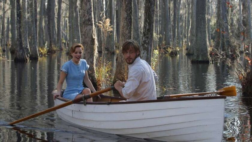 """""""The Notebook,"""" Nicholas Sparks' novel that sparked the hit 2004 film starring Ryan Gosling and Rachel McAdams, will be adapted into a musical."""