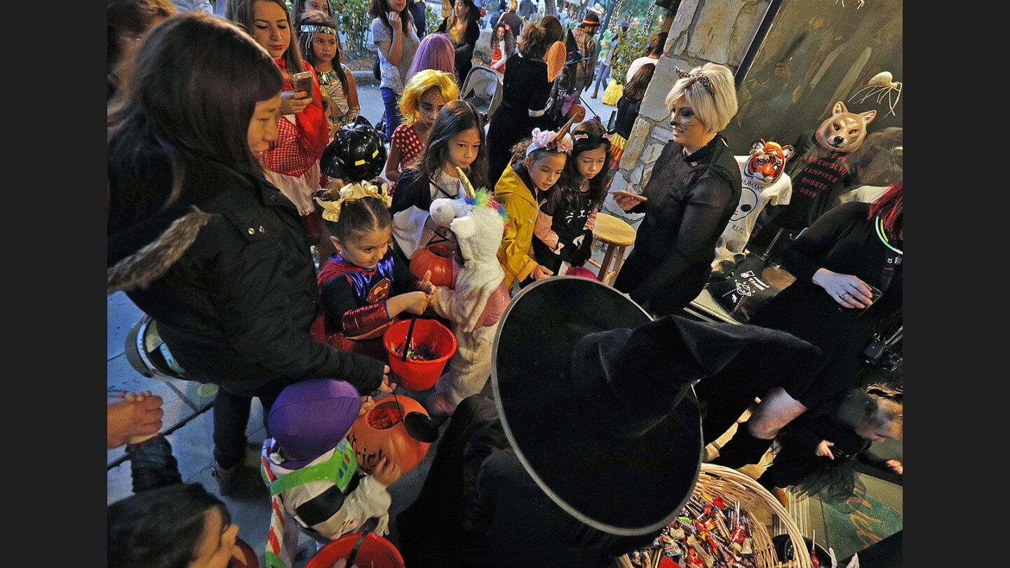 Photo Gallery: Montrose Trick-or-Treat Spooktacular