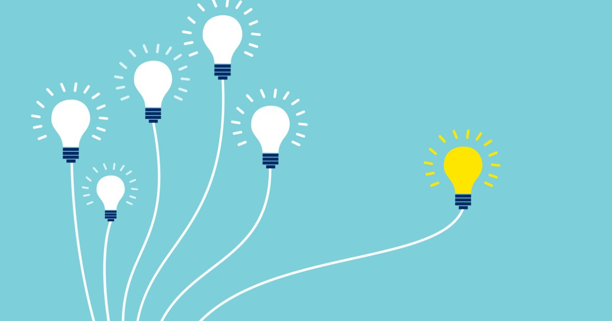Why your best idea might have been your second choice