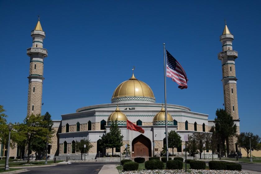 Islamic Center of America in Dearborn.