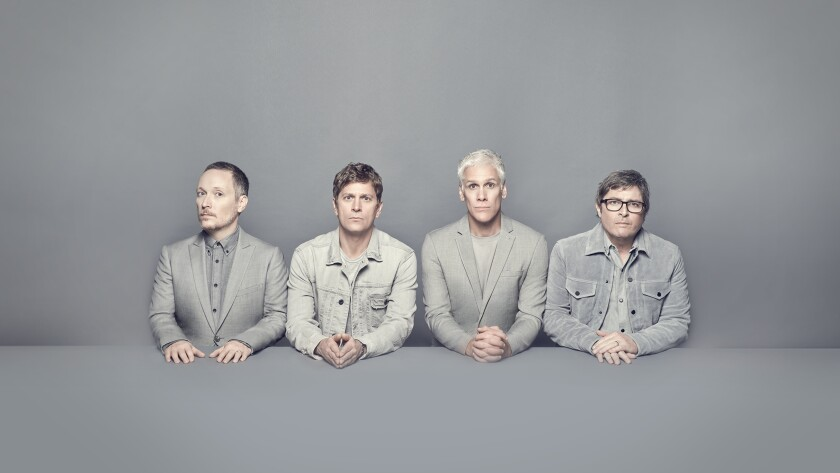 Matchbox Twenty has announced its first concert tour since 2017. It includes three Southern California dates, starting with a Sept. 23 show at Cal Coast Credit Union Open Air Theatre at SDSU.