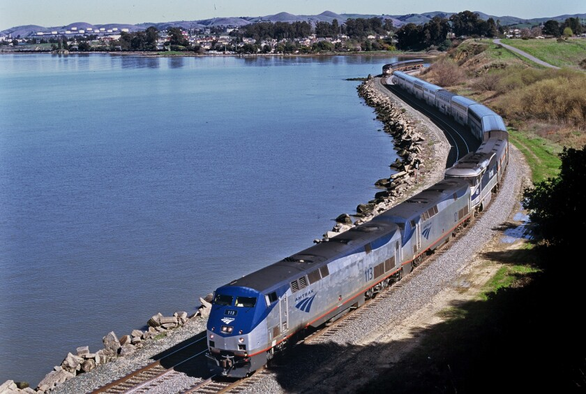 Amtrak's 2-for-1 sale on sleeping car tickets includes Southwest Chief and other trains