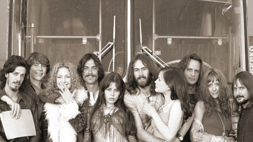 The San Diego Film Festival will host a block party screening for Almost Famous this weekend.