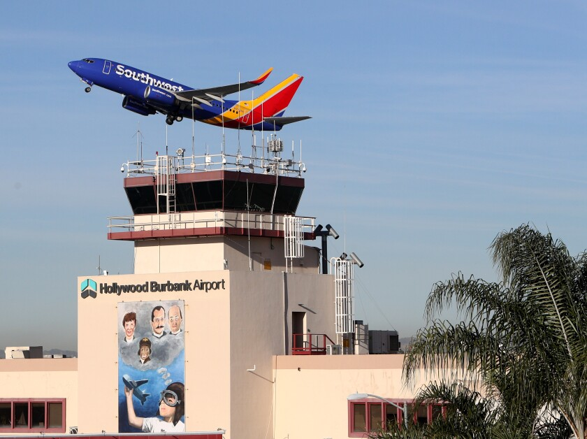 The Southern San Fernando Valley Airplane Noise Task Force was presented with recommendations from consultant HMMH on Wednesday about possible actions that could be taken to address noise issues affecting residents of the south San Fernando Valley.