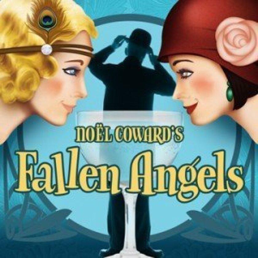 'Fallen Angels' runs Sept. 3-28 at North Coast Repertory Theatre, 987 Lomas Santa Fe Drive, Solana Beach.