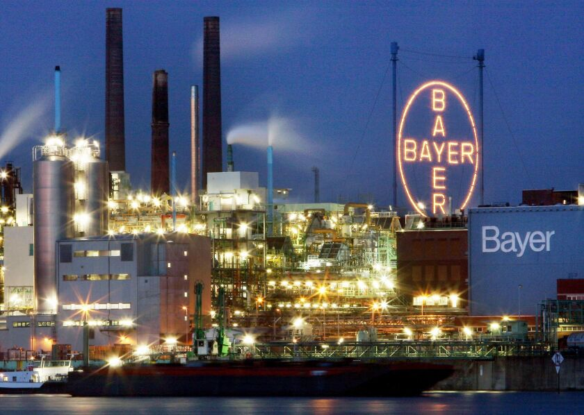 A possible deal between Bayer and Monsanto had been rumored for a week, but Thursday was the first time either company commented on the topic.