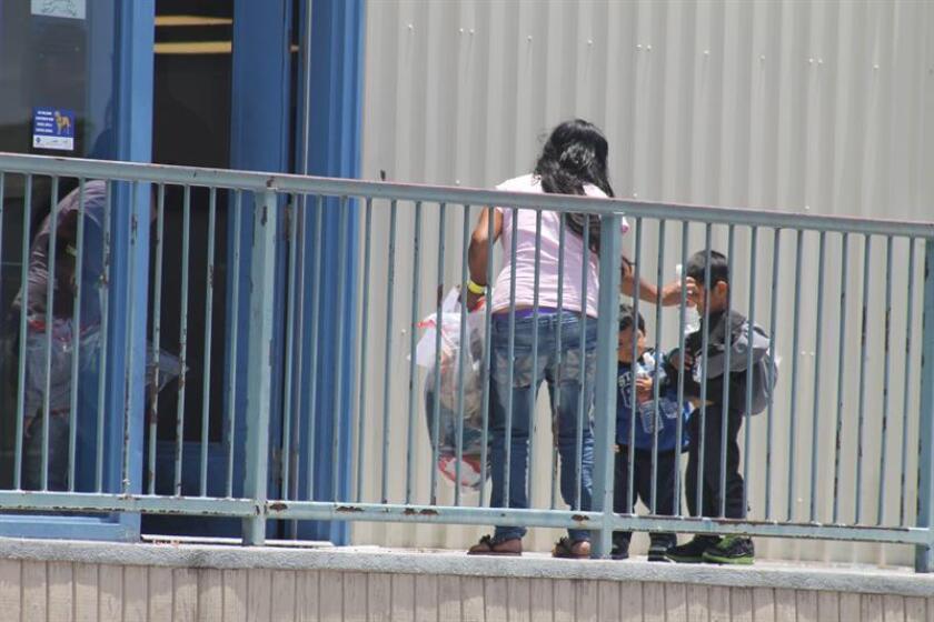 Documentos policiales dan cuenta de denuncias de acoso y abuso sexual por parte de empleados de dos albergues para niños inmigrantes en Arizona, en uno de los cuales el empleado fue sentenciado, informó hoy un medio local. EFE/Archivo