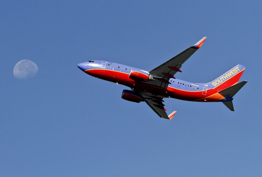 Southwest Airlines officials announced that they'd been spurred to launch a new route from the Burbank airfield that's set to begin in June, their second new route at the airfield being added in 2016.