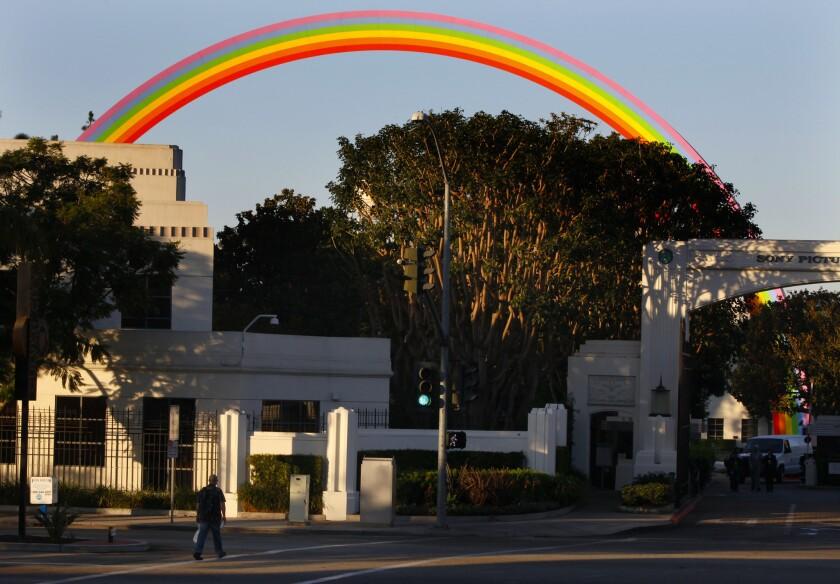 Sony Pictures Entertainment headquarters