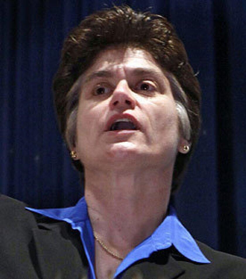 State Auditor Elaine Howe