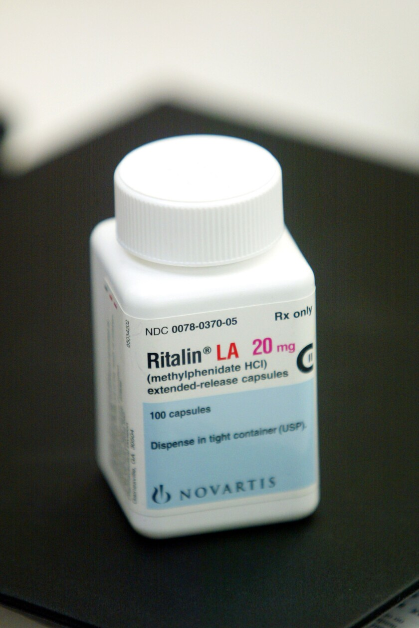 Defense Department researchers analyzing data from nearly 26,000 service members found that those with prescriptions for stimulants including Ritalin were five times more likely to have PTSD.