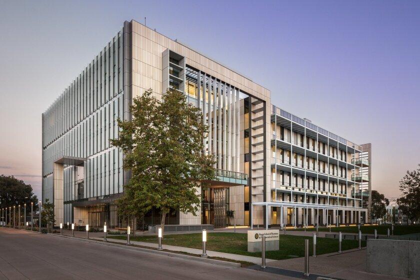UC San Diego Health Sciences Biomedical Research Facility.