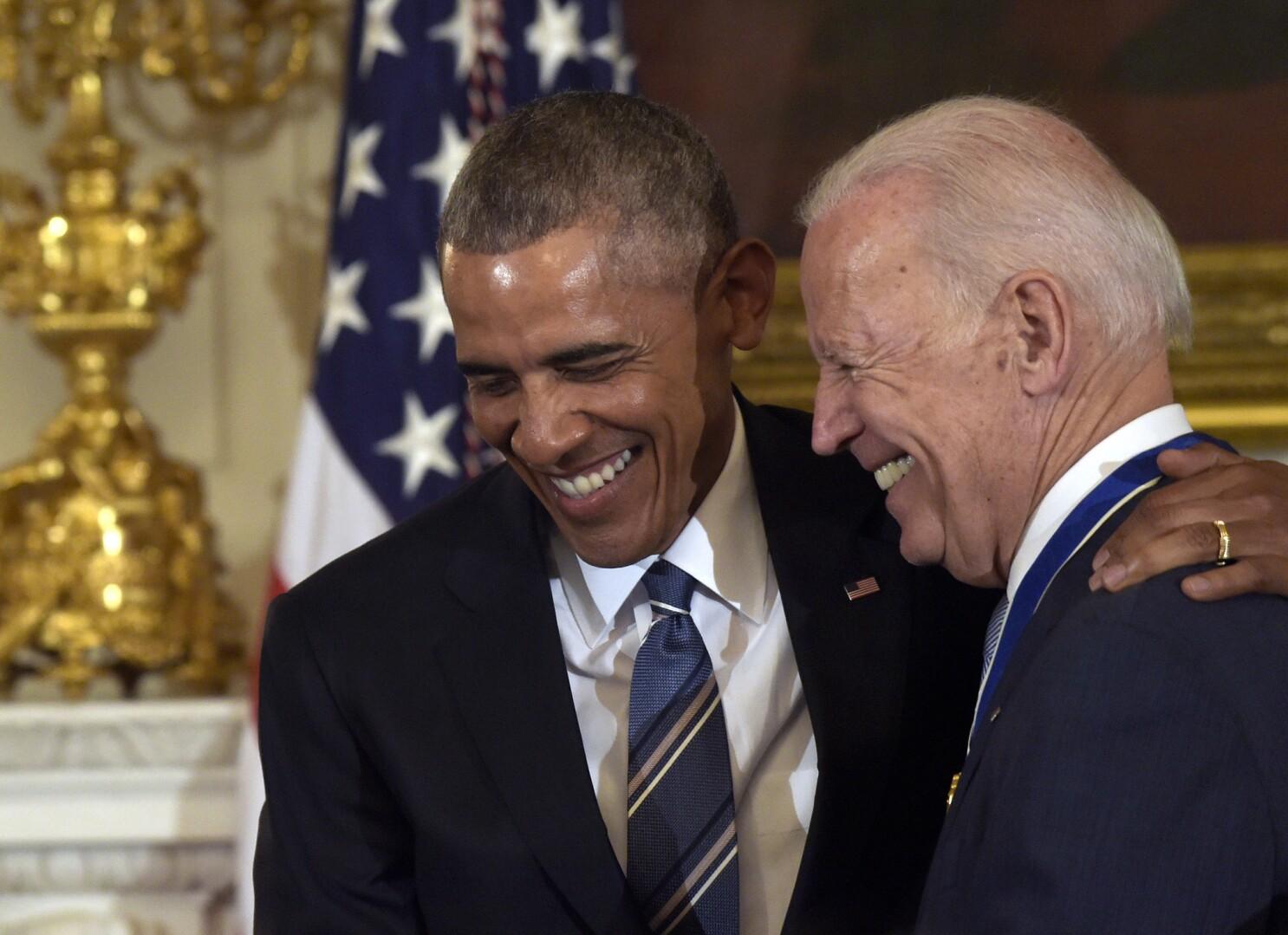 Obama endorses Biden, his former vice president - The San Diego Union-Tribune