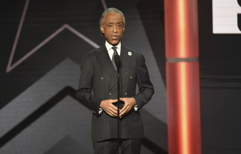 Books Sharpton
