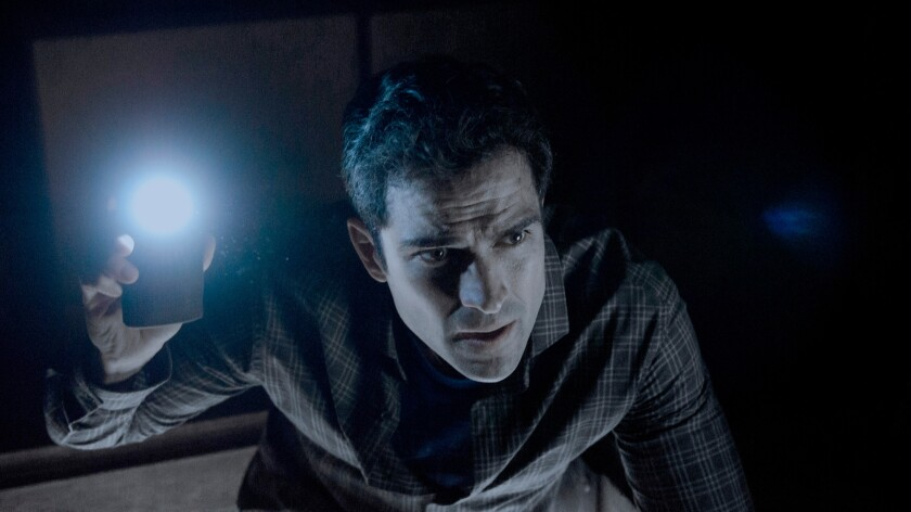 """Alfonso Herrera plays a priest investigating a case of demonic possession in Fox's """"The Exorcist."""""""